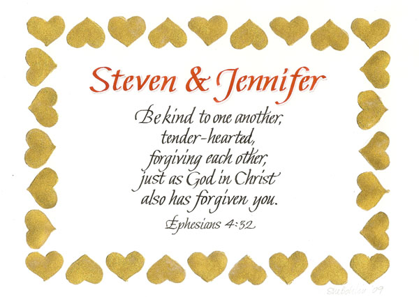 Wedding Invitation Bible Verse is nice invitations example